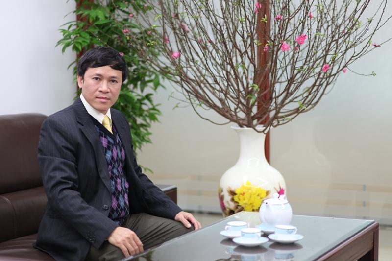 Ông Phan Thanh Sơn - Tổng Giám đốc Công ty Cổ phần Tin học Viễn thông Petrolimex (Piacom)