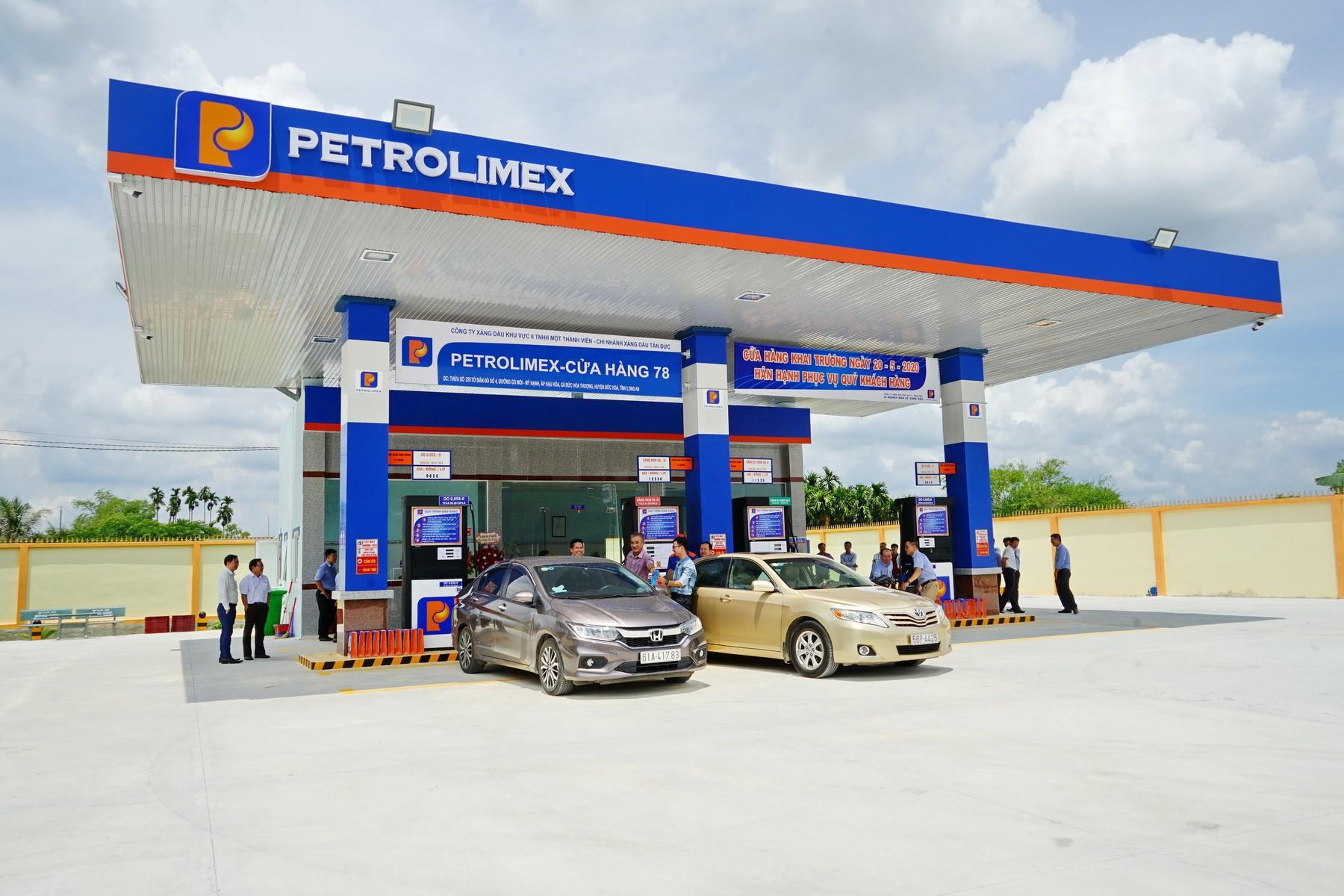 Cửa hàng xăng dầu Petrolimex Sài Gòn - sức mạnh cạnh tranh trên thị trường  bán lẻ - Công ty Xăng dầu Khu vực II - Petrolimex Saigon