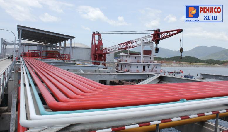 Jetty pipeline Vanphong_1