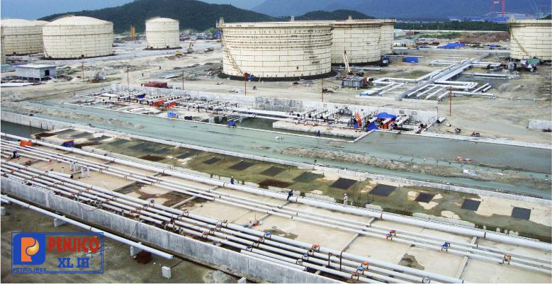 Main pipeline Vanphong_2