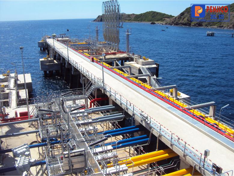 Jetty pipeline Vanphong_4