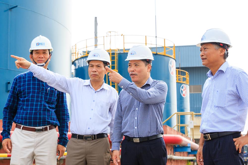 PEC làm Tổng thầu EPC dự án mở rộng nhà máy dầu nhờn Chevron