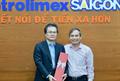 JXTG leaders visit Petrolimex Sai Gon