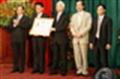 Petrolimex Hà Sơn Bình đón nhận Huân chương Lao động hạng Nhì