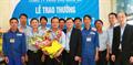 CHXD Diễn Ngọc vượt lên dẫn đầu kinh doanh tháng 10/2017