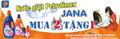 PKC đẩy mạnh kinh doanh  Jana tại Kiên Giang