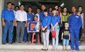 Tri ân gia đình liệt sĩ xã Thanh Sơn