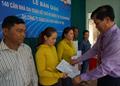 Petrolimex Khánh Hòa trao 140 nhà ĐĐK tặng người nghèo Ninh Hòa