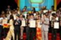 """Ngân hàng Xăng dầu Petrolimex (PG Bank) nhận giải thưởng """" Thương hiệu mạnh Việt Nam 2008"""""""