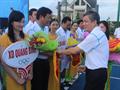 Sôi động Giải quần vợt chào mừng kỷ niệm 25 năm thành lập Petrolimex Quảng Trị