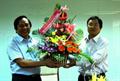 Lãnh đạo TP. Đà Nẵng thăm, chúc mừng Petrolimex Đà Nẵng nhân Ngày Doanh nhân Việt Nam (13/10)