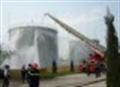 Công ty Xăng dầu khu vực I: An toàn phòng cháy chữa cháy là nhiệm vụ hàng đầu