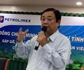 Bí thư Tỉnh ủy Đồng Tháp Lê Minh Hoan nói chuyện VHDN tại Petrolimex Đồng Tháp