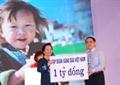 Petrolimex trao 1 tỷ đồng tại Lễ phát động hưởng ứng tháng hành động vì trẻ em năm 2013