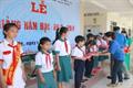 Tuổi trẻ Petrolimex Sài Gòn hưởng ứng ngày hội toàn dân đưa trẻ đến trường