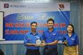 ĐTN Petrolimex Bình Định & Gia Lai giao lưu nhân ngày 26/3