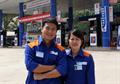 Thanh niên Petrolimex bảo vệ thương hiệu Petrolimex