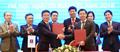 Lễ ký Thỏa thuận hợp tác toàn diện giữa Petrolimex và Vingroup