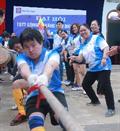 Petrolimex Điện Biên khai hội thể thao chào mừng 90 năm Ngày truyền thống 13/3