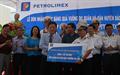 BCH Lữ đoàn 146 gửi thư cảm ơn Petrolimex