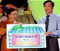 Petrolimex thăm và tặng quà trị giá 250 triệu đồng cho trẻ em nhân dịp Tết Trung thu 2009