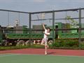 Giải tennis chào mừng ngày thành lập Công ty