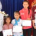 Petrolimex Quảng Ngãi trao 100 suất quà tặng trẻ em nghèo