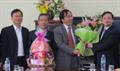 Lãnh đạo tỉnh Bắc Giang thăm, chúc tết CBCNV-NLĐ Petrolimex Hà Bắc