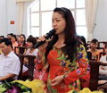 """Tọa đàm """"Nữ lao động Petrolimex Hà Nội - Những điều muốn chia sẻ"""""""