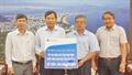 Petrolimex hỗ trợ nhân dân Bình Định 400 triệu đồng khắc phục hậu quả lũ lụt