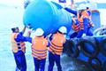 Tin ảnh: Diễn tập ứng cứu sự cố tràn dầu năm 2013