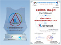Dầu mỡ nhờn Petrolimex đạt chứng nhận 3K tại Việt Nam