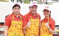 """Petrolimex Quảng Ninh đạt giải Ba """"Nấu ăn giỏi"""" tỉnh Quảng Ninh"""