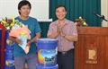 Petrolimex Phú Yên đồng hành cùng ngư dân ra khơi bám biển