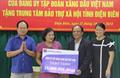 Đảng ủy Petrolimex trao 15 triệu hỗ trợ trẻ mồ côi tỉnh Điện Biên