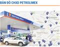 Bản đồ CHXD Petrolimex