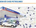 CHXD Petrolimex trên Google map