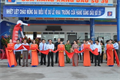 Petrolimex Quảng Trị khai trương CHXD số 39 tại km 736 + 500 QL1, áp dụng phương thức Tự phục vụ