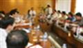 Đảng uỷ Khối Doanh nghiệp Trung ương làm việc với Đảng uỷ Tổng công ty Xăng dầu Việt Nam về kết quả công tác Quý I và định hướng hoạt động trọng tâm năm 2011