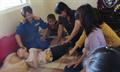 Hỗ trợ gia đình nữ đồng nghiệp lúc khó khăn