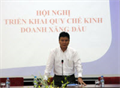 Hội nghị triển khai cơ chế kinh doanh xăng dầu tại Phía Nam