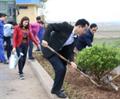 Tết trồng cây 2018 tại CNXD Bắc Ninh