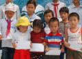 Đoàn TN Petrolimex & Petrolimex Yên Bái trao học bổng học sinh nghèo vượt khó