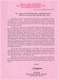 Nguyên Tổng Bí thư Đỗ Mười gửi Thư chúc mừng Cán bộ, CNVC-LĐ Tổng Công ty Xăng dầu Việt Nam (Petrolimex) nhân kỷ niệm 55 năm ngày thành lập Tổng công ty