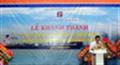 Tổng công ty Xăng dầu Việt Nam khánh thành Kho Xăng dầu Nghi Hương mở rộng và đón tàu Petrolimex 15