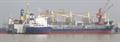 Cấp dầu nhờn hàng hải Total-Lubmarine cho tàu Petrolimex 14