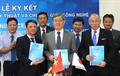 Peco signs comprehensive co-operation with Tatsuno