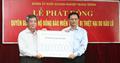 Petrolimex ủng hộ đồng bào miền Trung 1.000.000.000 đồng