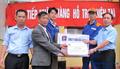 Giúp đồng bào thôn Can Hồ A khắc phục hậu quả lũ quét
