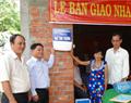 Petrolimex Bến Tre trao nhà tình thương tặng 2 hộ khó khăn huyện Thạnh Phú